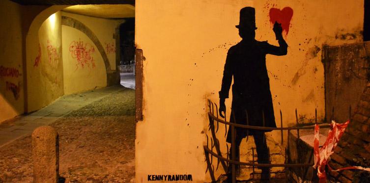 Street Art di Kenny Random